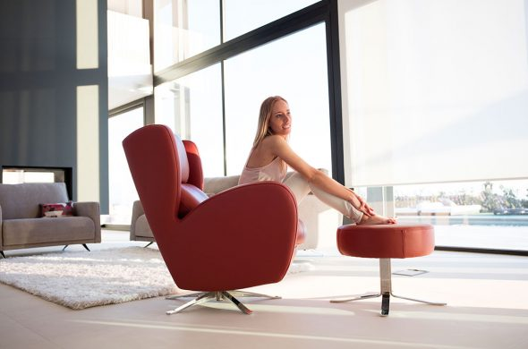 Chaise Contemporain Montreal