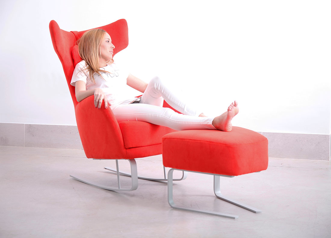 Chaise funky kangou fama living for Chaise moderne montreal