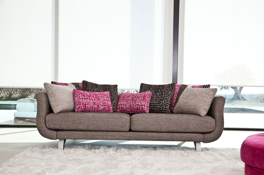 Funky sofa lexus famaliving montreal Home furniture rental montreal