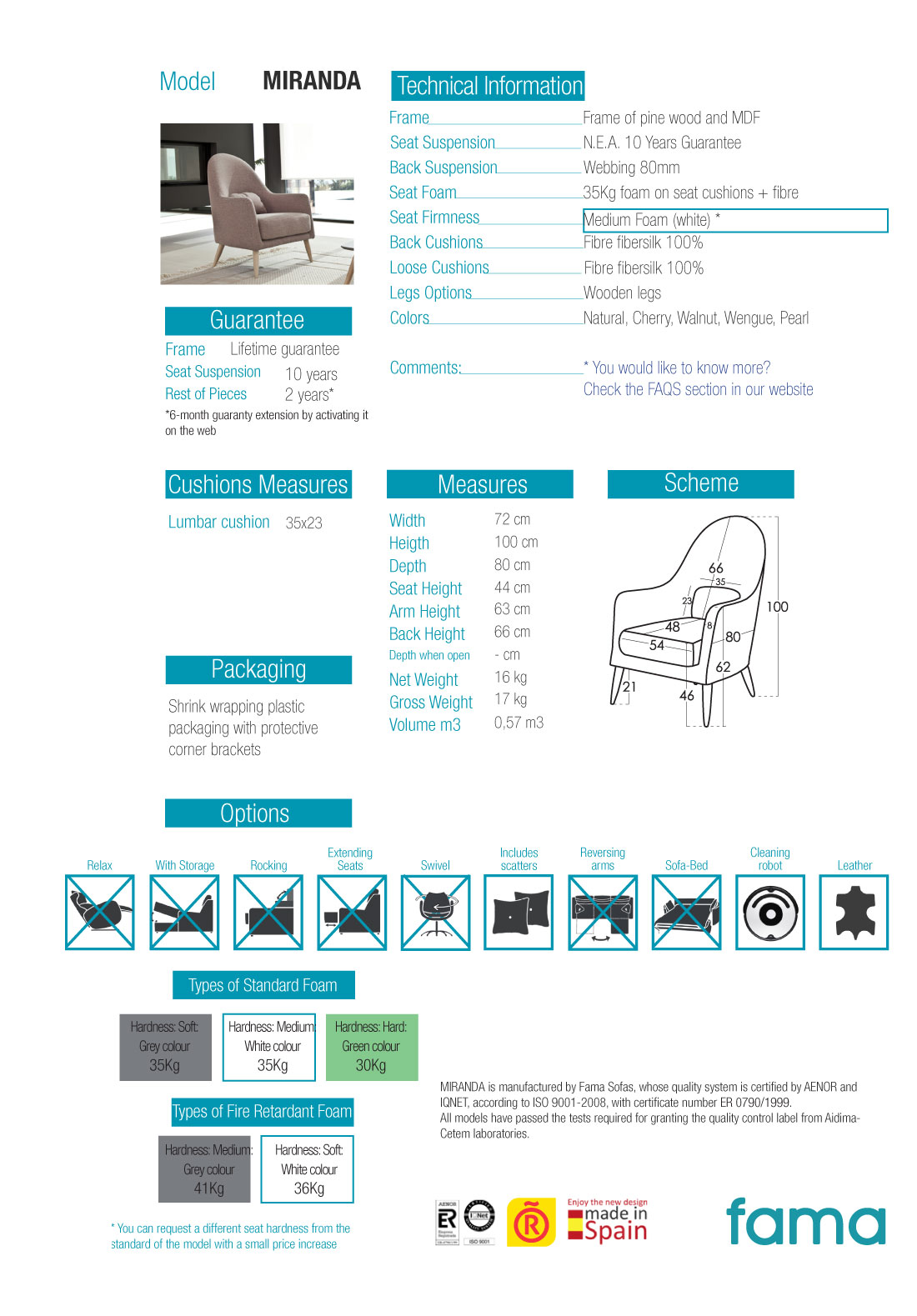 Modern Armchair Montreal