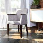 Modern Chair Wood Montreal