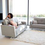 Sofa Modern Contempora Montreal