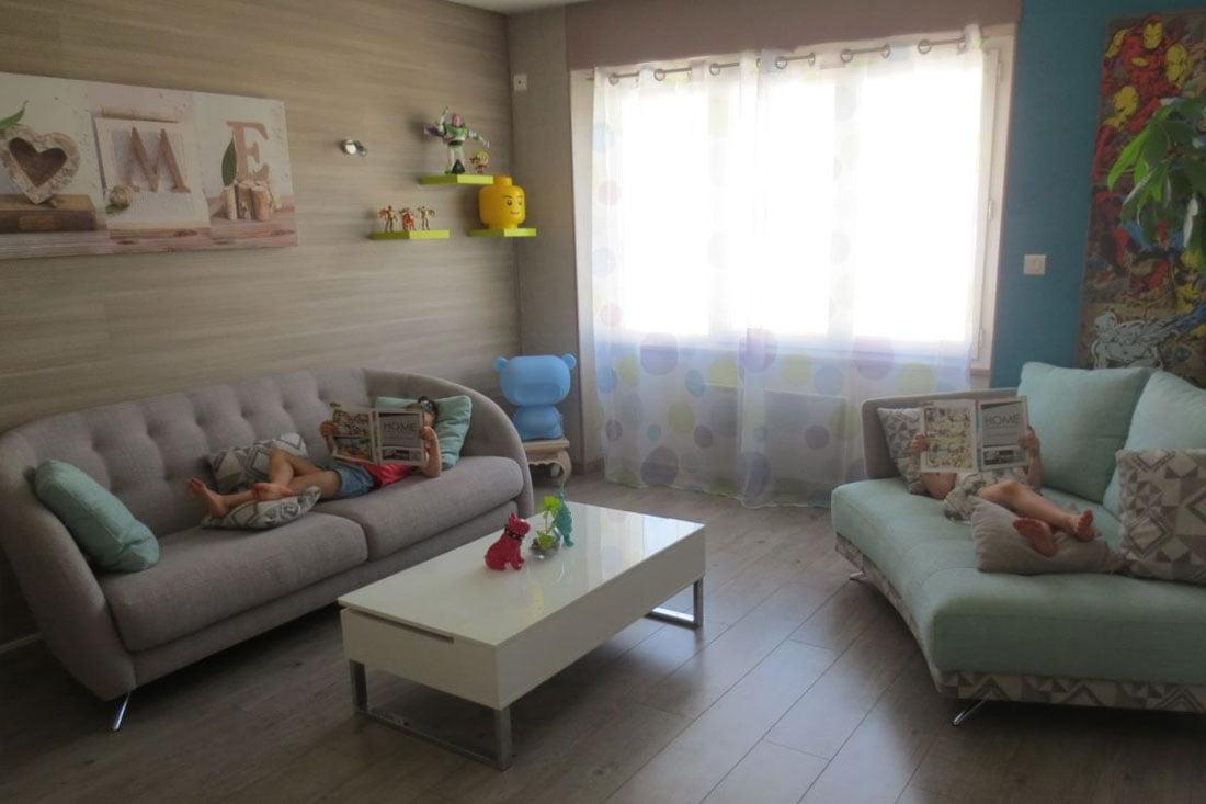 Modern Sofa Montreal