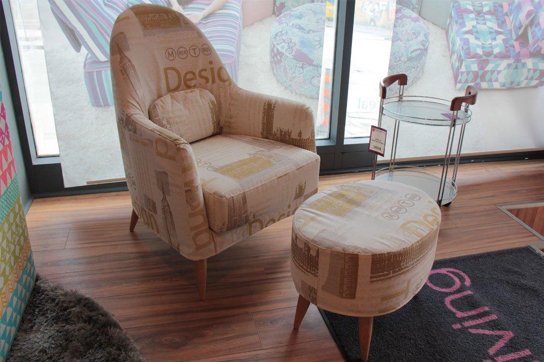 Modern Chair Monreal