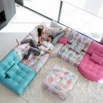 Mahjong Sofa