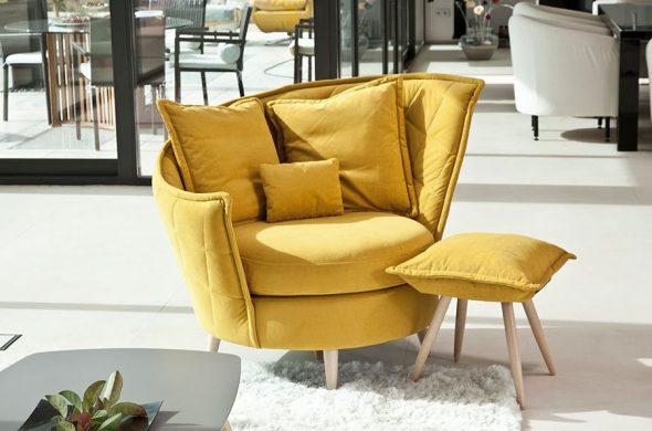 Modern Chair Montreal