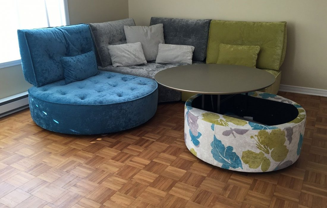 Modern SofaBed Montreal