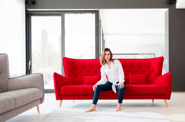 Modern Sofa Simone