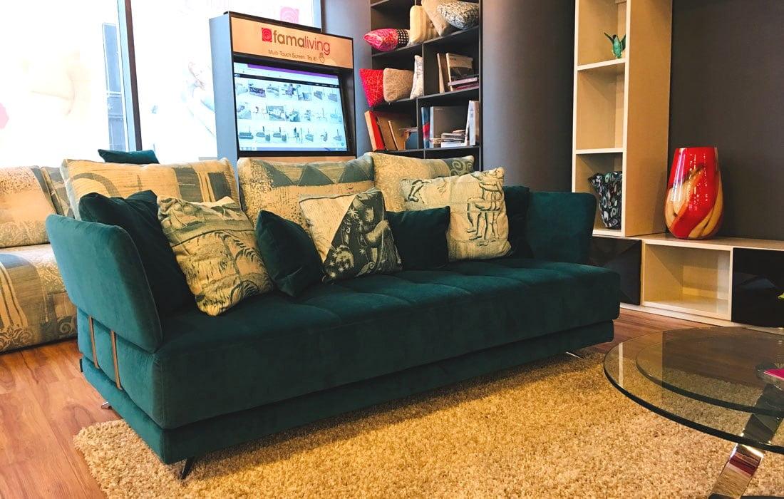 Modern Sofa Pacific Montreal
