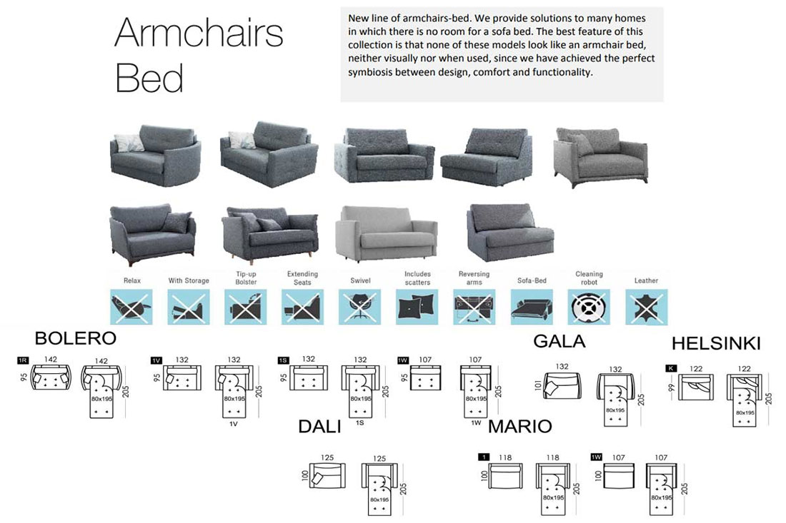 Armchair_Bed_montreal